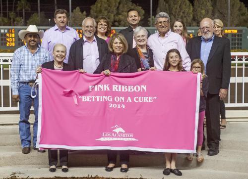 Katrina SA venceu o Pink Ribbon