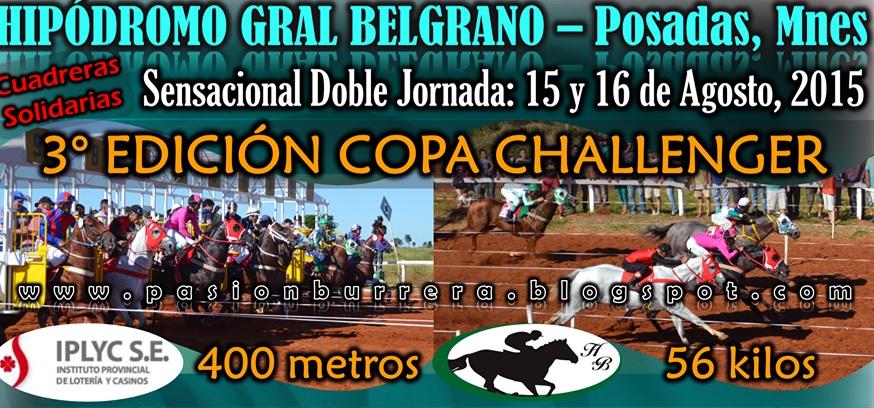 challenger argentina