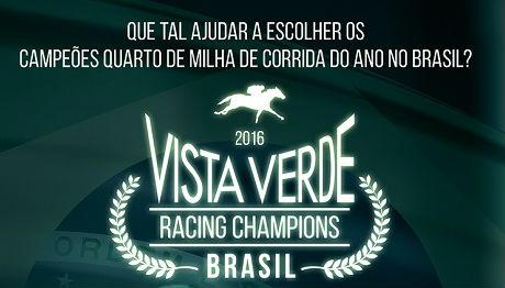 Vista Verde Racing Champions