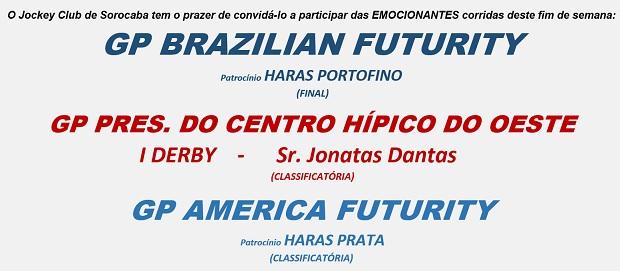 brazilian convite