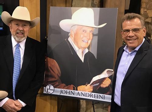 Butch Wise & Mauro com a linda foto de JOHN ANDREINI