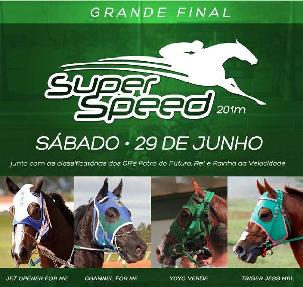 final super speed