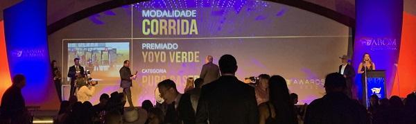 yoyo abqm awards